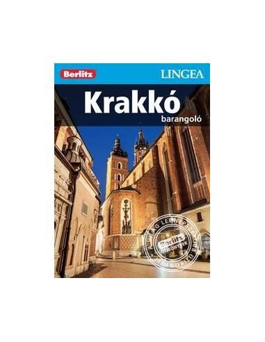 Krakkó barangoló - Berlitz útikönyv -...