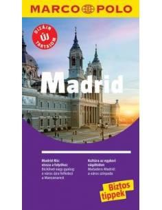 Madrid útikönyv (Marco Polo)