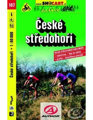 SC 107 Ceské Stredohori  kerékpáros...