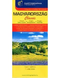 Magyarország Classic autós...