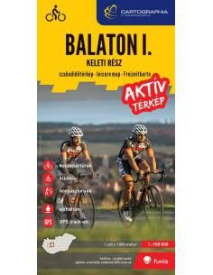 Balaton I. keleti rész...