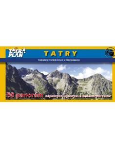 Tátra - Tatry panoráma atlasz