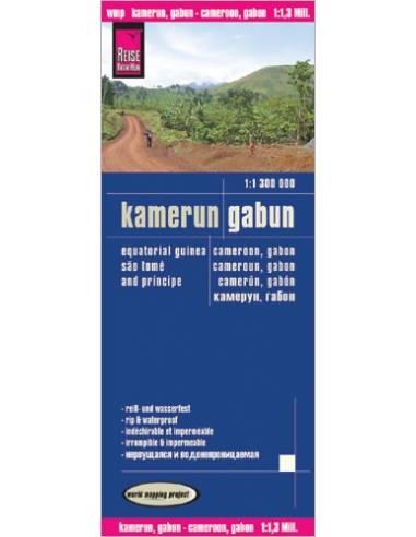 RKH Kamerun - Gabun - Kamerun - Gabon...