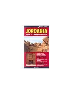 Jordánia - Séta a...