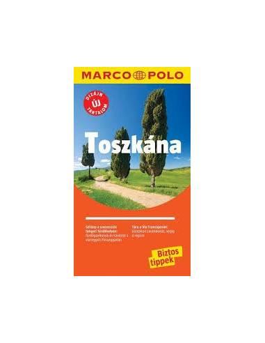 Toszkána útikönyv (Marco Polo)