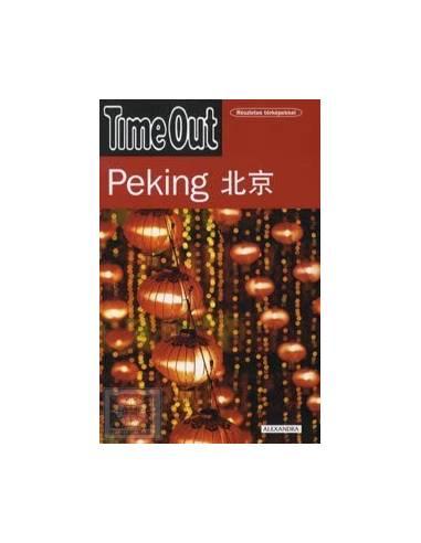 Peking útikönyv Time Out