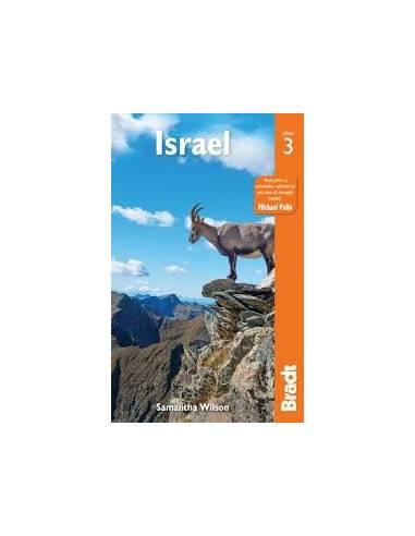 Israel - Izrael - Bradt útikönyv