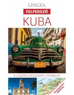 Kuba - Felfedező útikönyv +...