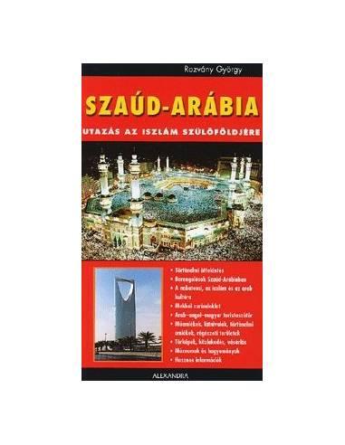 Szaud-Arábia útikönyv
