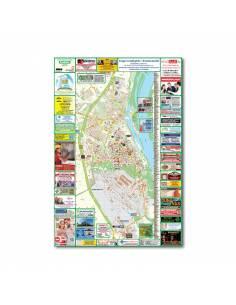 Dunaújváros térkép (9.)...