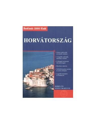 Horvátország útikönyv - Booklands