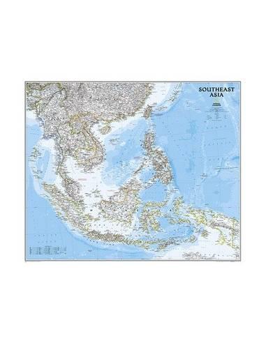 Southeast Asia - Délkelet-Ázsia íves...
