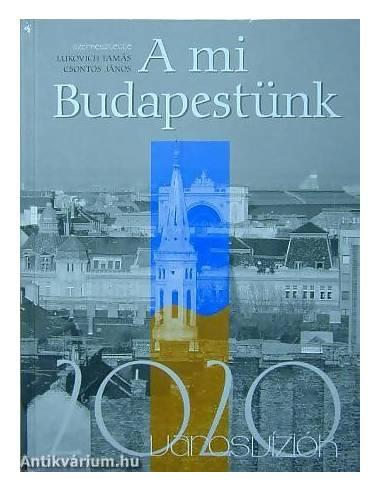 A mi Budapestünk (Városvíziók 2020)