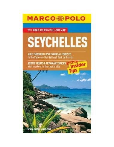 Seychelles útikönyv (Marco Polo) német
