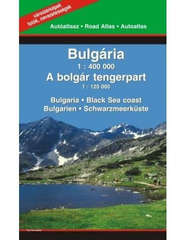 Bulgária - Bulgár tengerpart autós...