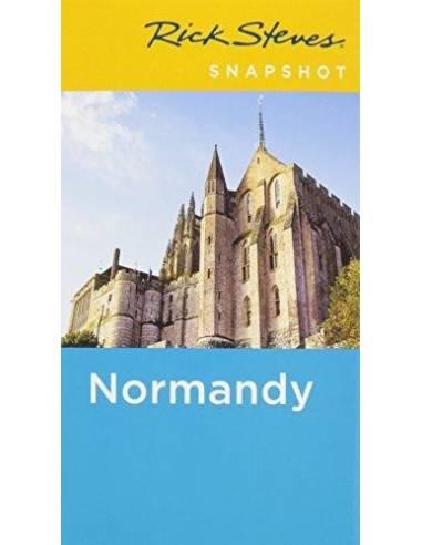 Normandy - Normandia útikönyv