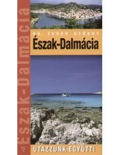 Dalmácia Észak útikönyv...