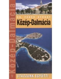 Közép-Dalmácia útikönyv...