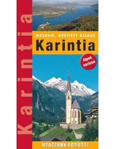 Karintia útikönyv -...