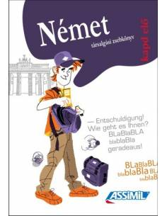 Német társalgási zsebkönyv...