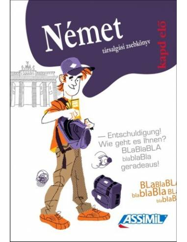 Német társalgási zsebkönyv - Kapd elő