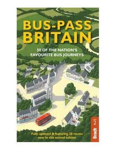 Bus Pass Britain - Bradt útikönyv