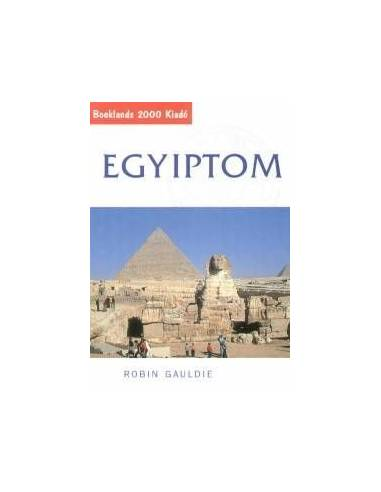 Egyiptom útikönyv - Booklands