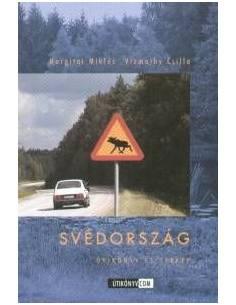 Svédország útikönyv és térkép