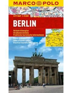 Berlin MARCO POLO Cityplan