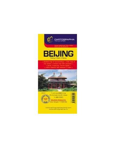 Peking várostérkép