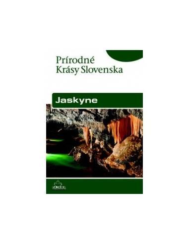 Jaskyne - Barlangok útikönyv Prírodné...