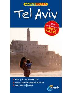 Tel Aviv extra térképes...