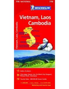 MN 770 Vietnam, Laos,...