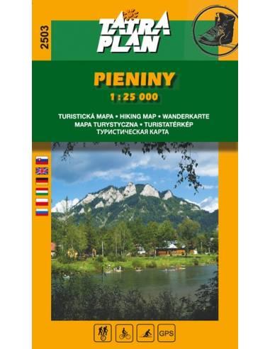 TM 2503 Pieniny - Pieninsky Nemzeti...