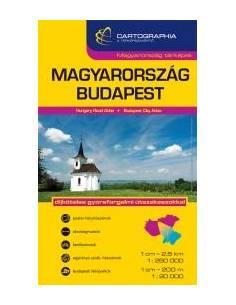 Magyarország + Budapest...
