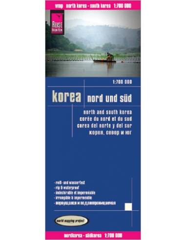 RKH Korea, Nord und Süd - Észak-Korea...