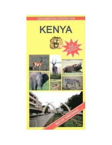 Kenya útikönyv - Dekameron