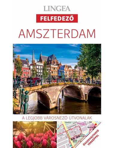Amszterdam - Felfedező útikönyv +...