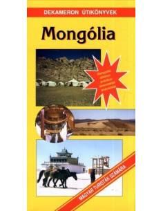 Mongólia útikönyv