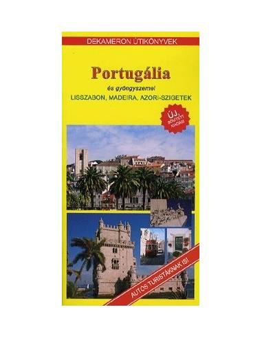 Portugália és Gyöngyszemei útikönyv