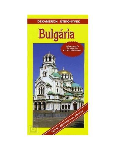 Bulgária útikönyv