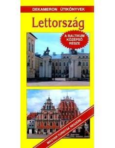 Lettország útikönyv