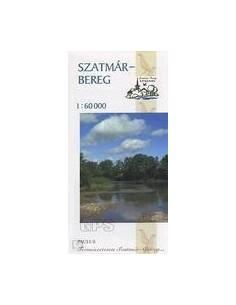 Szatmár-Bereg térkép