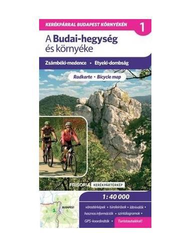 A Budai-hegység és környéke...
