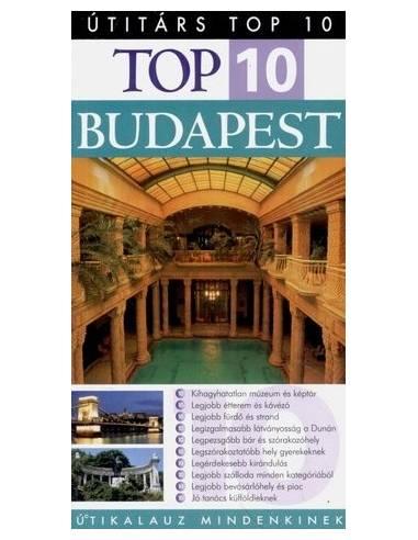 Budapest útikönyv TOP 10 - Útitárs