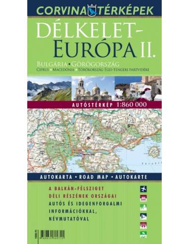 Európa - Délkelet II.: Bulgária /...