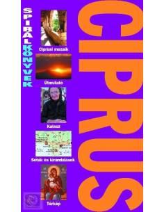 Ciprus útikönyv - Spirál...