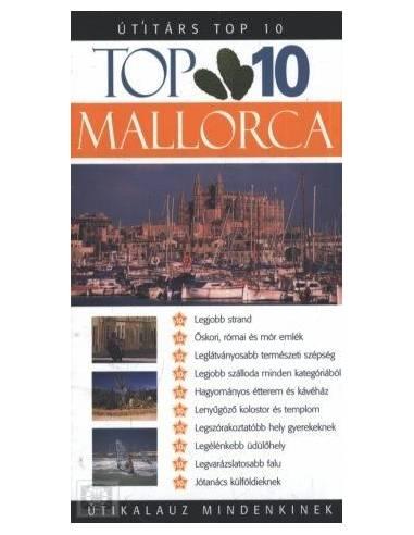 Mallorca útikönyv Top 10 - Útitárs