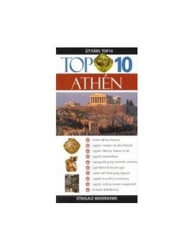 Athén útikönyv Top 10 - Útitárs