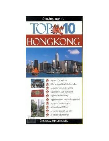 Hongkong útikönyv Top 10 - Útitárs